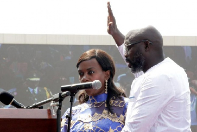Investiture de George Weah : Good luck, Mr. President (1)