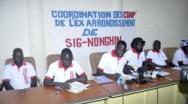 Délocalisation Toécin yaar : «Il y a  une gestion frauduleuse  des places» (Ernest Zemba du CDAIP)