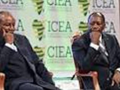 Présidentielles guinéenne et ivoirienne : Condé et Ado sur la vague du faux suspense