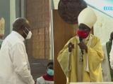 Le président Gbagbo à l'Eglise catholique: «Beaucoup d'Ivoiriens aiment faire la chirurgie de la fourmi»