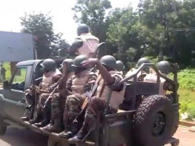 Colonel-major Raboyinga Kaboré :  « Nous avons félicité les hommes qui ralliaient Ouaga »