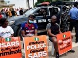Manifestations contre la police au Nigeria : Après celle des poulets, les croquants réclament la tête de Buhari