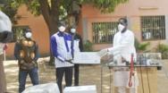 Coronavirus : Du matériel de renfort de l'Assemblée