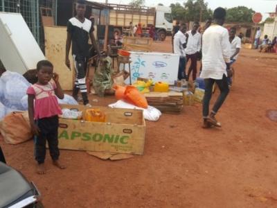 Tentative de déguerpissement à Koudougou : Encore une chaude matinée à Zinguédinguin