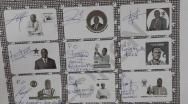 Bulletin unique de la présidentielle : Le sort a décidé pour les  13 candidats