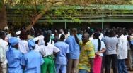 Mise en œuvre protocole d'accord SYNTSHA : Grève des travailleurs du 17 au 19 avril