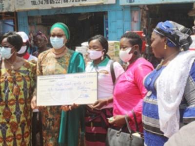 Situation post covid : 5 milliards pour booster les activités féminines