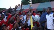 Maracana Bolo de Léo: Leaders FC finit devant