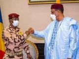 Mahamat Idriss Déby au Niger : Les  5 raisons d'une visite