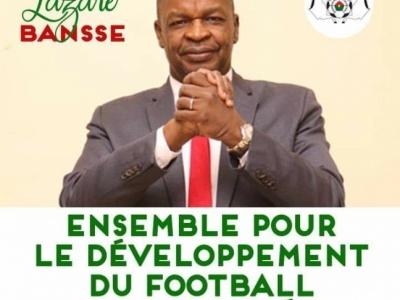 Ligues régionales de football: Les 10 grands supporters de Lazare Banssé