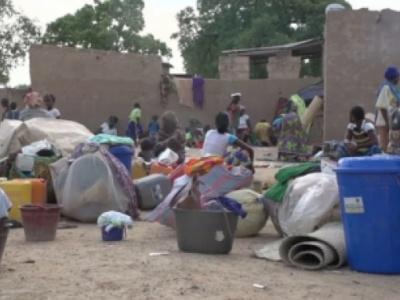 Situation des déplacés internes : Une enveloppe de 117 millions venue du Ghana