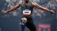 Triple saut : Un nouveau record africain en salle pour Fabrice Zango
