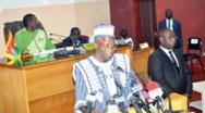 Situation nationale : Le Burkina vu par Christophe Dabiré
