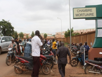 Décès 11 gardés à vue : Hier à la morgue de Bogodogo