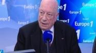 Décès Hervé Bourges et Jean Daniel : Destins croisés