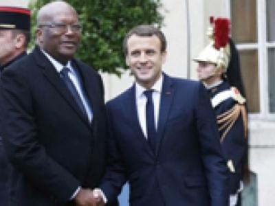France / Burkina : Nouvel arsenal juridique pour lutter contre le terrorisme